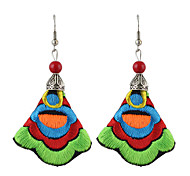 Fashion Handmade Exotic Style Colorful New Model Earrings