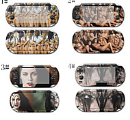 Decal Sexy Girl Decorative Skin/Decal Style Skin Ray Pin Up Girl for Sony PlayStation PSP Vita Handheld Game Console