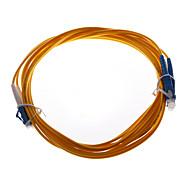 5м волоконно-оптический кабель с разъемами LC-SC BSM для систем волоконно Связь / сети оптоволоконного доступа и других систем