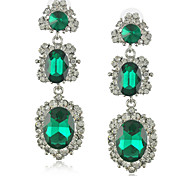 Fashion Crystal Pendant Necklace