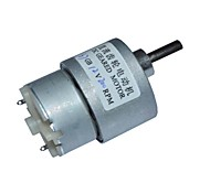 12V DC 200RPM Mini Gear Box Electric Motor 12V DC 37MM High Torque