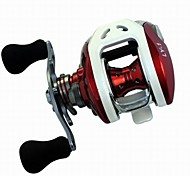 13 Ball Bearings Left-handed Baitcast Reels Fly Fishing/Boat Fishing/General Fishing Reel