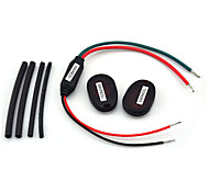 RF Identity Cards Car Anti-theft Electronic Concealed Lock , Motorcycle Motor Vehicle Electronic Lock