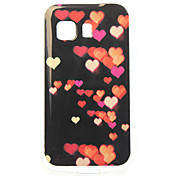 Heart Painting TPU Case for Samsung Galaxy Young 2 G130