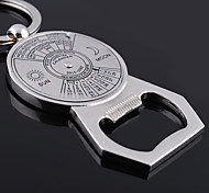 Zinc Alloy Perpetual Calendar Shaped Opener & Key Chain (1 PS)