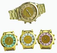 Men's European Style Fashion High-quality Steel Roman Numerals Watch