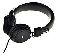 AT-SD36 Multifunction LCD Screen Headphone Headset MP3 Player FM Radio Supports USB/TF/Micro SD Card-Black