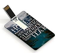 Esperança 16gb unidade flash card projeto usb
