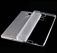 0.3mm Ultra Thin Style Soft Flexible TPU Cover for Huawei Mate7 (Assorted Colors)