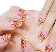 12 Colors  Dried Flowers Nail Art Kits(Random Color)