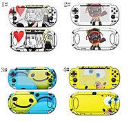 Protective Decal Skin Sticker for Sony PlayStation PSP Vita Handheld Game Console Case Cover