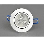 LED a incasso 3 LED ad alta intesità Bestlighting Girevole 2G11 6 W 400-450lm LM Bianco caldo / Luce fredda 1 pezzo AC 100-240 V