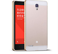 Metal Framework with PC Back Cover Hard Cover for Xiaomi Note