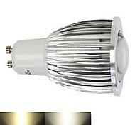 6W GU10 LED Spot Lampen 1LED COB 300-560 lm AC 85-265 V 1 Stück