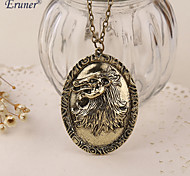 Eruner®Game of Thrones Necklace Song of Ice and Fire Cersei Lannister Hourse Vintage Lion Badge Pendant Wholesale