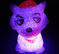 Multicolor Romantic Woof Night Light
