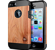 iphone 5 Cubierta 5s funda protectora delgada para Apple iPhone 5 / 5s