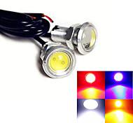Luci da arredo 1 COB ding yao 9 W Decorativo 60-100 LM Luce fredda / Rosso / Blu / Giallo 1 pezzo DC 12 V