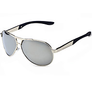 100% UV400 Men's Polarized flyer Sunglasses