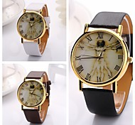 New Watch Women Fashion Quartz Watches Leather Young Sports Women Gold Watch Casual Dress Wristwatches