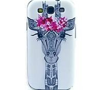 schöne, kleine Hirsche tpu weiche Tasche für Samsung i9300 Galaxy S3