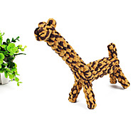 Giraffe Shape Rope Chew Toy for Dogs
