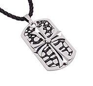 Romantic Fashion Cross Pendant Necklace