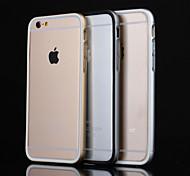 klassieke zakelijke dubbele kleur kader voor iphone 6plus (verschillende kleuren)
