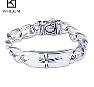 Kalen Men's Jewelry Cheap Wholesale Prices Special Men Design Lead Bracelets