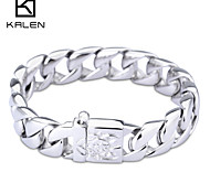 Kalen Guangzhou Men's Jewelry High Quality New Design Argentina Bracelet