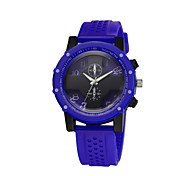 Brand New Fashion Watch Silicone Strap watches Men Quartz Watch High Quality Men Sports Watches wristwatches