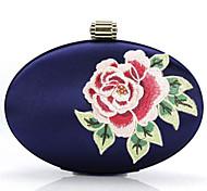 Sac de soirée/Porte-monnaie/Pochette/Mini-sacs/Portefeuilles & Accessoires/Sac de mariée Fleur ) Soie