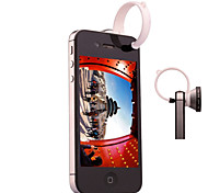 Apexel clip-on fish-eye staccabile universale per il iphone 4 4s / 5 5s 5c / 6 6plus / galassia S6 s5 / nota 4 3