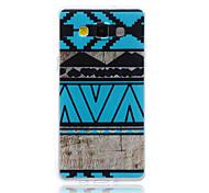 Decorative Stripe Pattern TPU Soft Back Cover Case for Samsung Galaxy A5