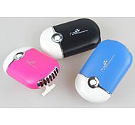 5v oval de carregamento USB portátil mini ventilador móveis de ar condicionado (cores sortidas)