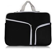 alta qualidade saco de moda cor sólida para macbook air / pro / retina 11,3 polegadas