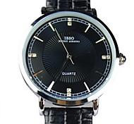 Men's Dress Watch Quartz Analog Water Resistant(Assorted Colors)