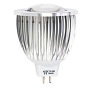 Focos LED dingyao MR16 12W 1LED COB 450-950 LM Blanco Cálido / Blanco Fresco DC 12 / AC 12 V 1 pieza