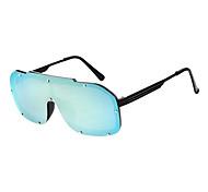 Polarized PC Wrap Fashion Sunglasses