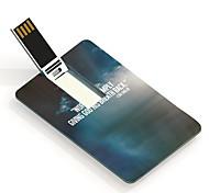 4gb o cartão de design flash drive USB céu