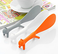 Cartoon Can Stand Squirrel Modelling Ladle(Random Color)