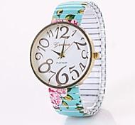 Women's Fashion Big Dial Cute Cartoon Women Quartz Dress Watch Assorted Colors C&D103