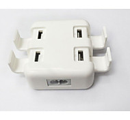 Newest USB 4-Port Charging Station with 1M Cable