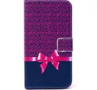 motif léopard arc cuir PU cas de tout le corps avec support et titulaire de la carte pour Samsung Galaxy grande g530h Premier