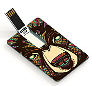 32GB The Dog Design Card USB Flash Drive