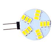 5W G4 Luces LED de Doble Pin 15 SMD 5730 350 lm Blanco Cálido / Blanco Fresco AC 12 V 1 pieza