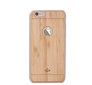 Handmade Natural Bamboo Hard Case Cover Fit for iPhone 6(4.7 Inch)