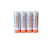 el ni-mh batería recargable 2100mah 1.2v AA (4P)