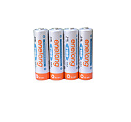 batteria ricaricabile el Ni-MH aa 1.2v 2100mAh (4ps)