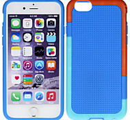 Black Pomelo® Colorful 2-in-1 Case for iPhone 6